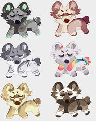 Doggo Adopts [1/6 OPEN] by hxrgreeves