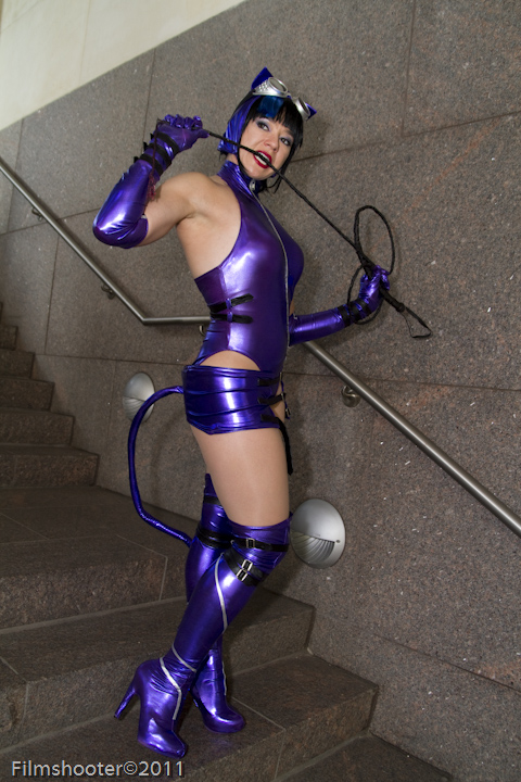 Catwoman Tough by HollyGloha