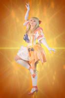 NoFlutter Sailor Venus Transfrom by HollyGloha