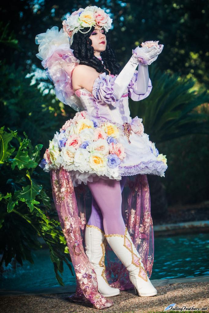 Princess White Rose by HollyGloha