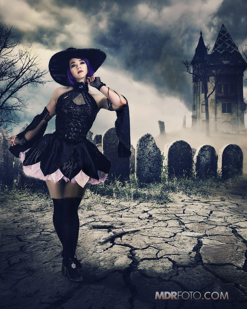 Blair the Cat Graveyard Model by HollyGloha