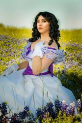 Miss Scarlett O'Hara by HollyGloha