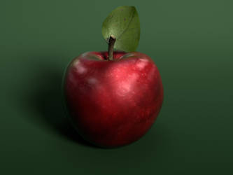 Tastier apple by zbyg