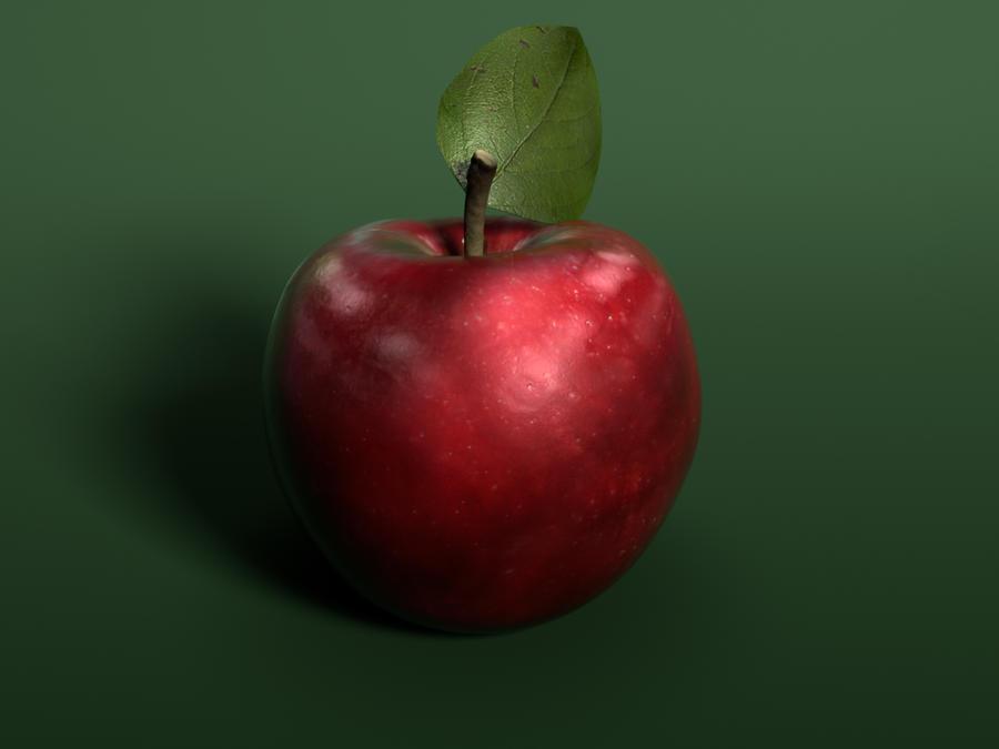 Tastier apple
