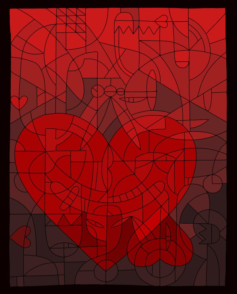 Fella's Valentine by zbyg