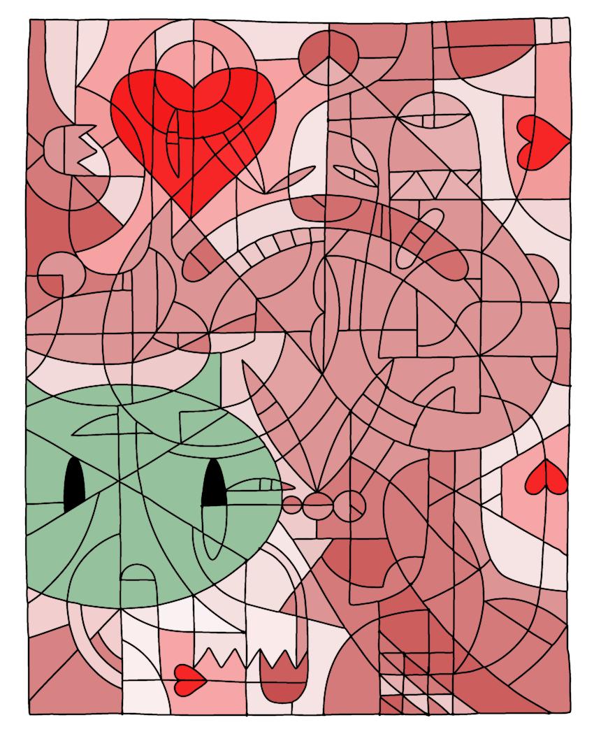 Fella's Valentine 2