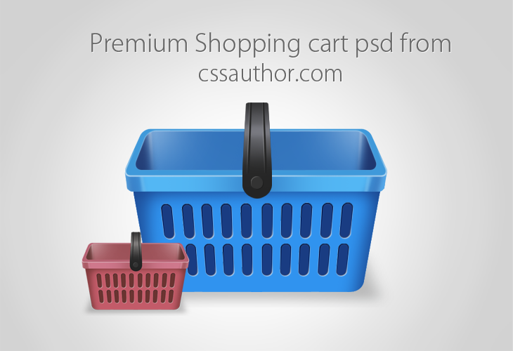 Beautiful Free Shopping Cart Icon PSD by cssauthor