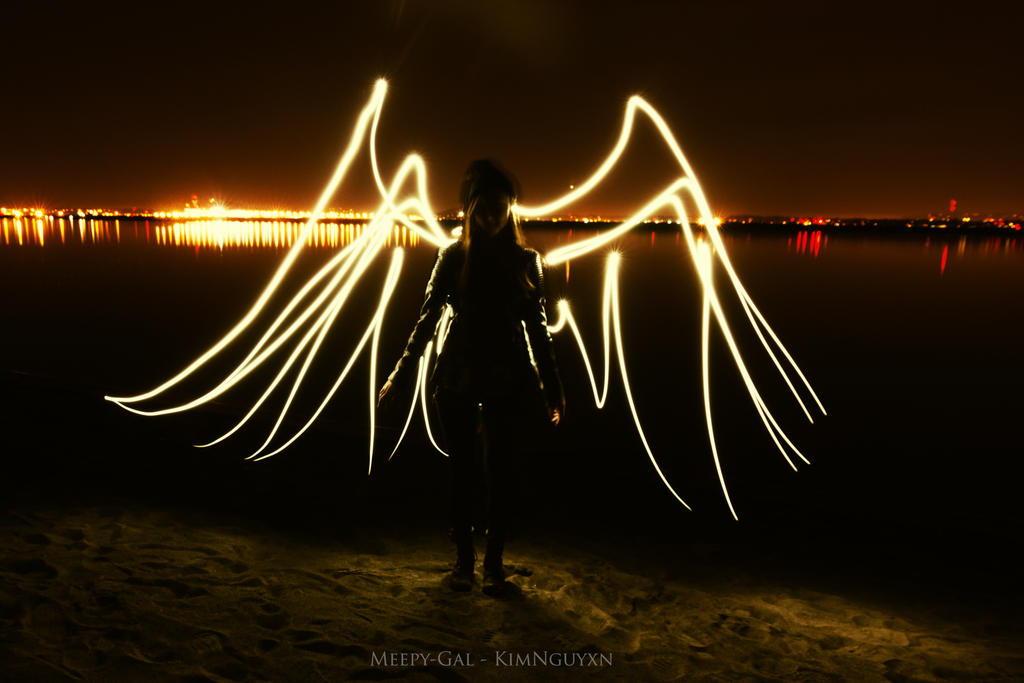 Light Painting By KBLNoodles