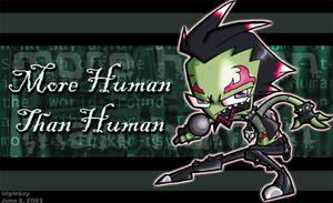 More Human Than Human by idgiebay