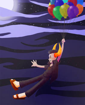 'Flyyyyyyyy, Pupa'