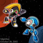 Battle of the Planets MM Style