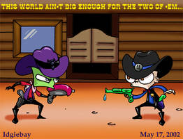 Showdown - OOOLD by idgiebay