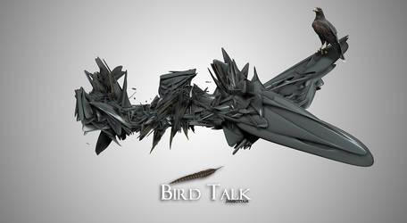 Bird Talk by Jambottaja