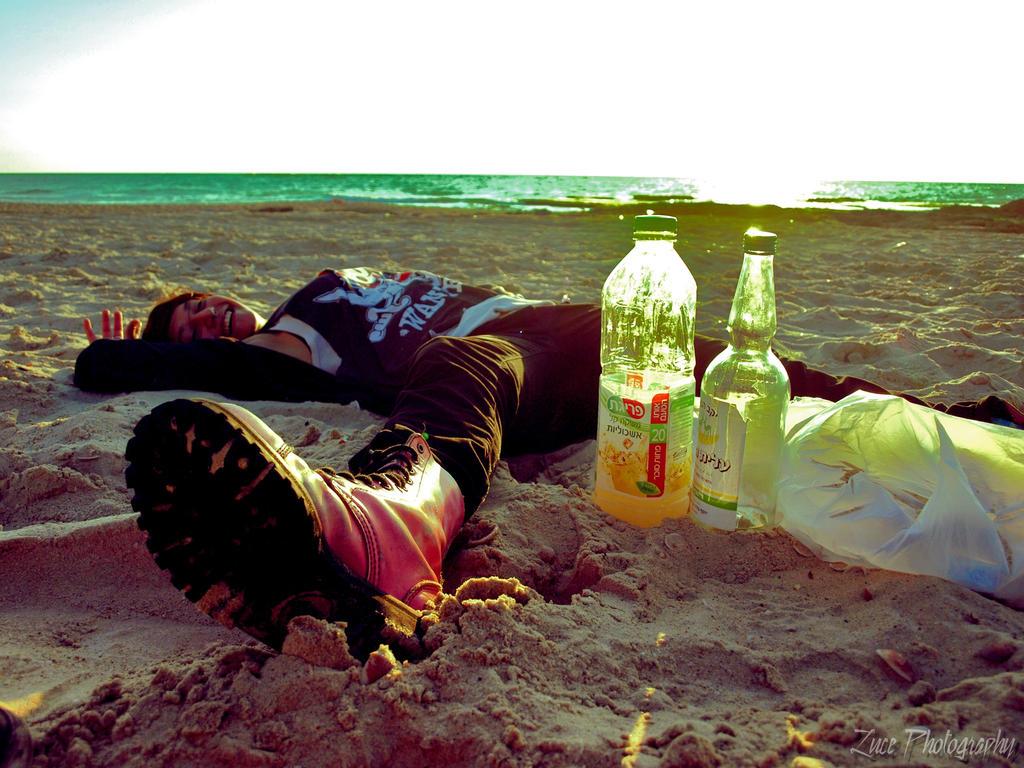 Drunk in the sun by xxLUCExx on DeviantArt
