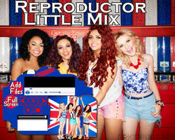 Reproductor de musica ejecutable: Little Mix