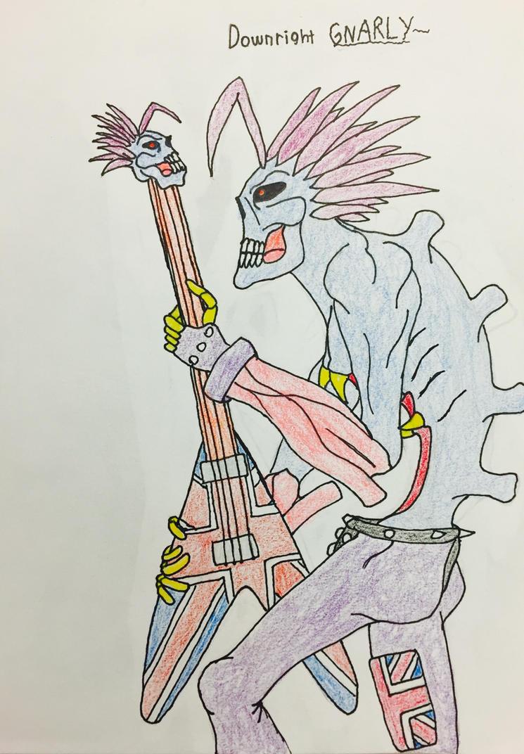 Lord Raptor by BurgerKingGhidorah