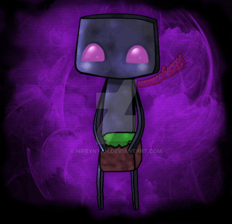 Enderman by HifeyNyan