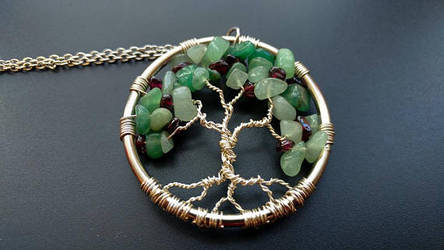 Apple Tree of Life by MoonlightMuseCo