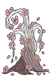 Cherry Blossom Time Tree by Rain-ette