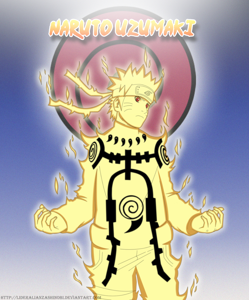Naruto el ultimo Uzumaki by LiderAlianzaShinobi