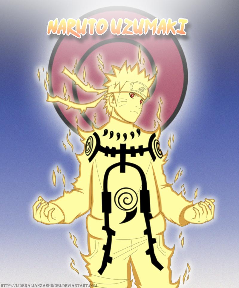 Naruto el ultimo Uzumaki by LiderAlianzaShinobi