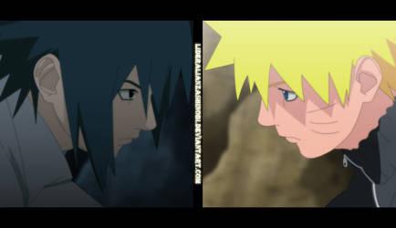 OVA: Sasuke y Naruto by LiderAlianzaShinobi