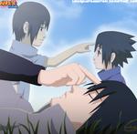 Sasuke recordando 2