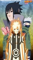 Team 7: Naruto Sasuke Sakura Kakashi