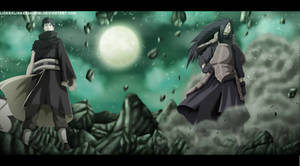 Naruto 600: Obito Uchiha and Madara Uchiha