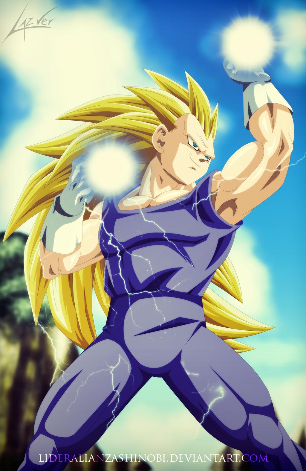 Vegeta Super Saiyan 1000