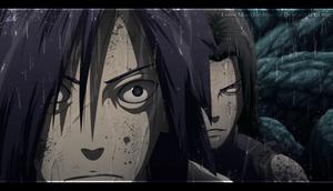 Naruto 626 - Madara Uchiha and Hashirama Senju