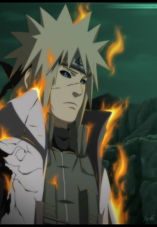 Naruto 648 - We're all counting on you by LiderAlianzaShinobi