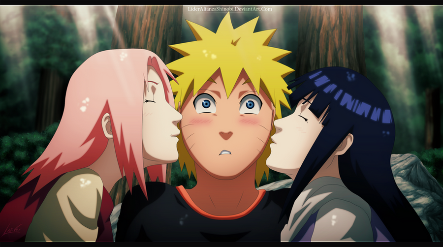 Happy Birthday Naruto Uzumaki 10-10-2013 by LiderAlianzaShinobi