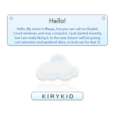 kirykid's Profile Picture
