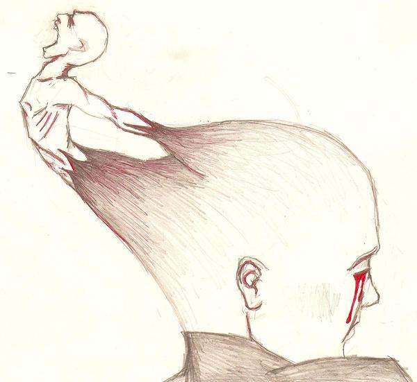 Schizophrenia by maranianthe on DeviantArt