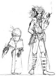 Dark Heresy: Venny and Gustav