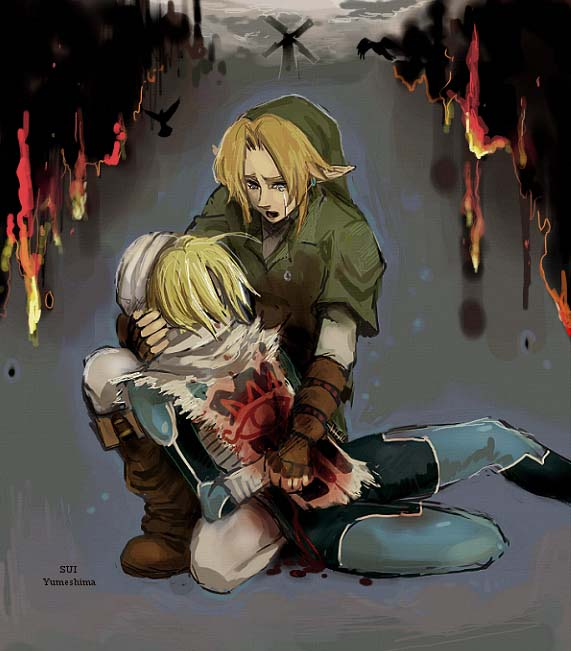 Attention Sheik is stricken by Sui-yumeshima