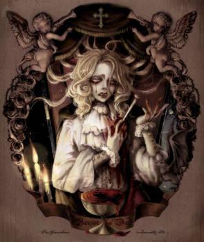 The Vampire's Death