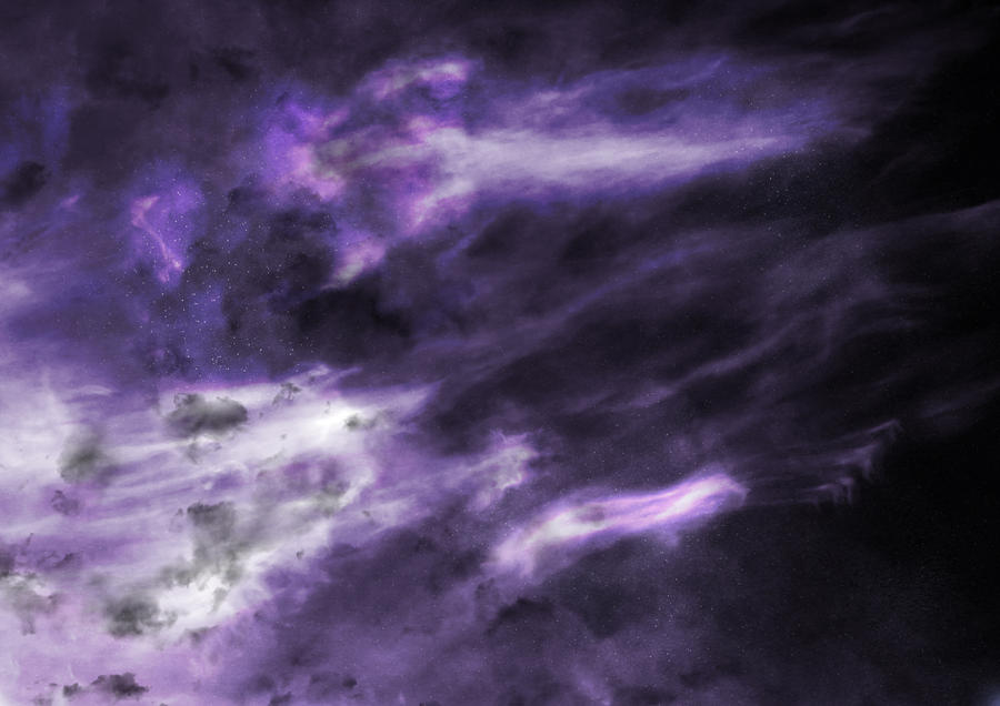 My First Nebula by Orkra
