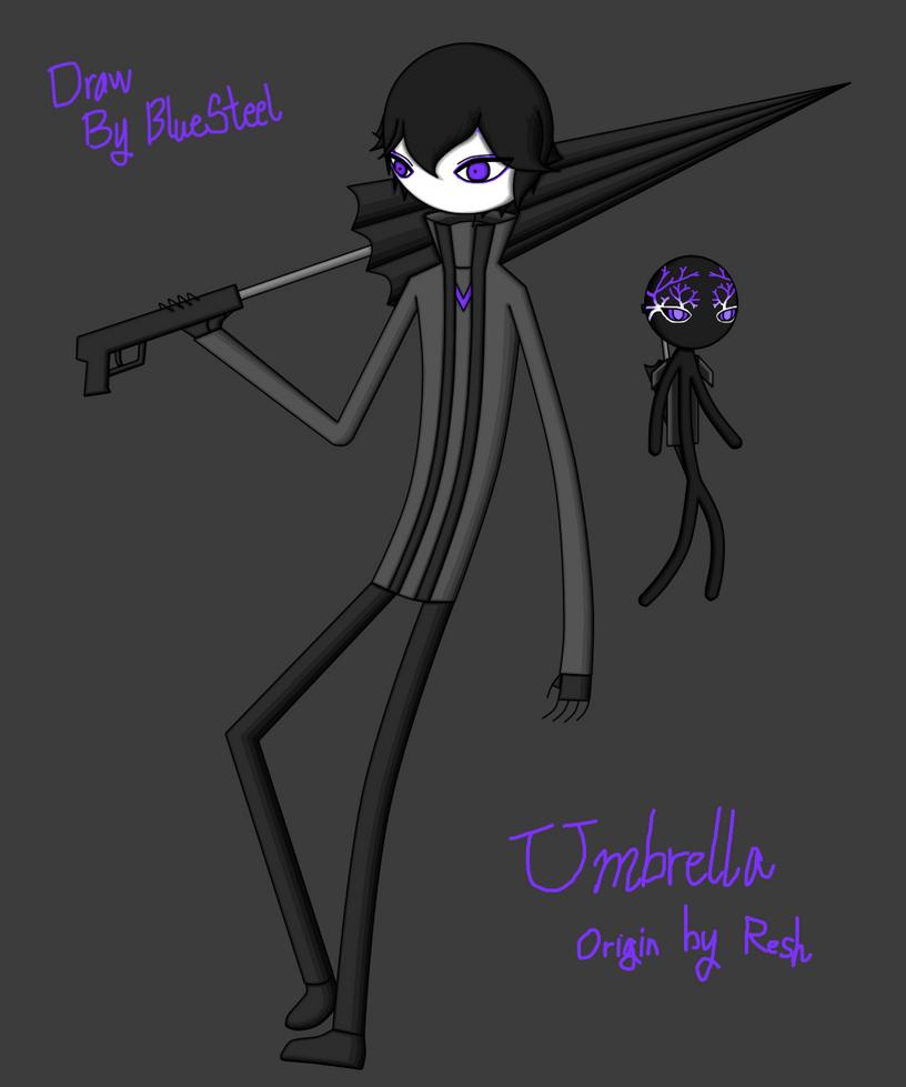 Umbrella Fullbody Ver. by 0222GraphicDesigner