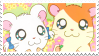 Hamtaro Stamp by catchomp