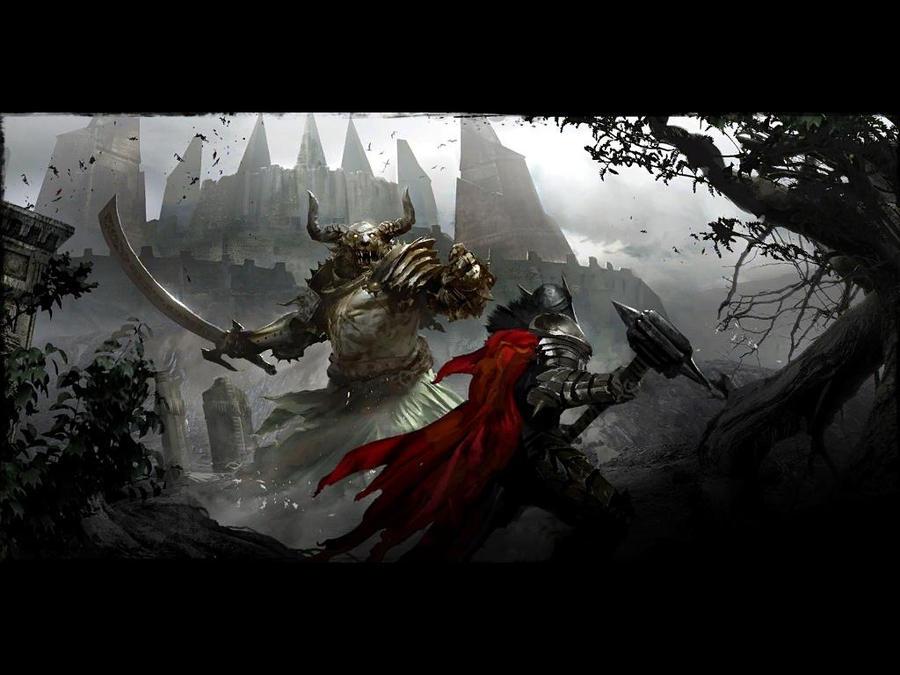 Guild wars by LordStarsCreamy