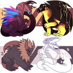 Paypal Creatures Auction [CLOSED]