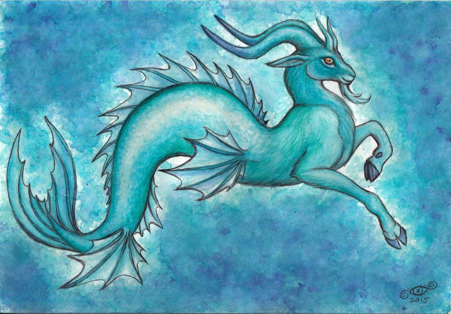 Capricorn by squeakychewtoy