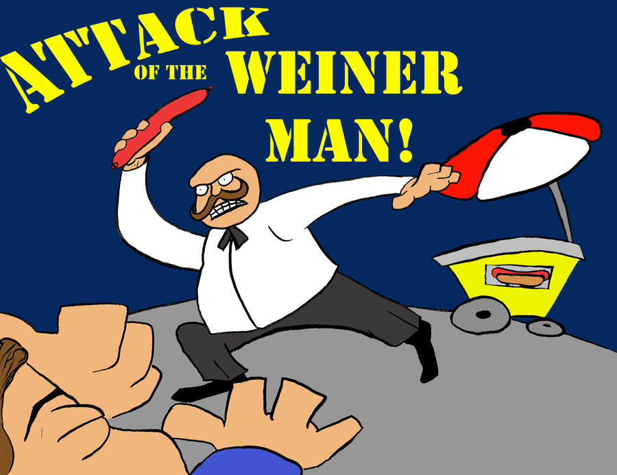 here come the mummies attack of the weiner man