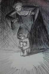 Lil'nightmares - sketch