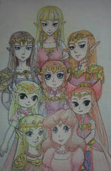 Hylia's descendants