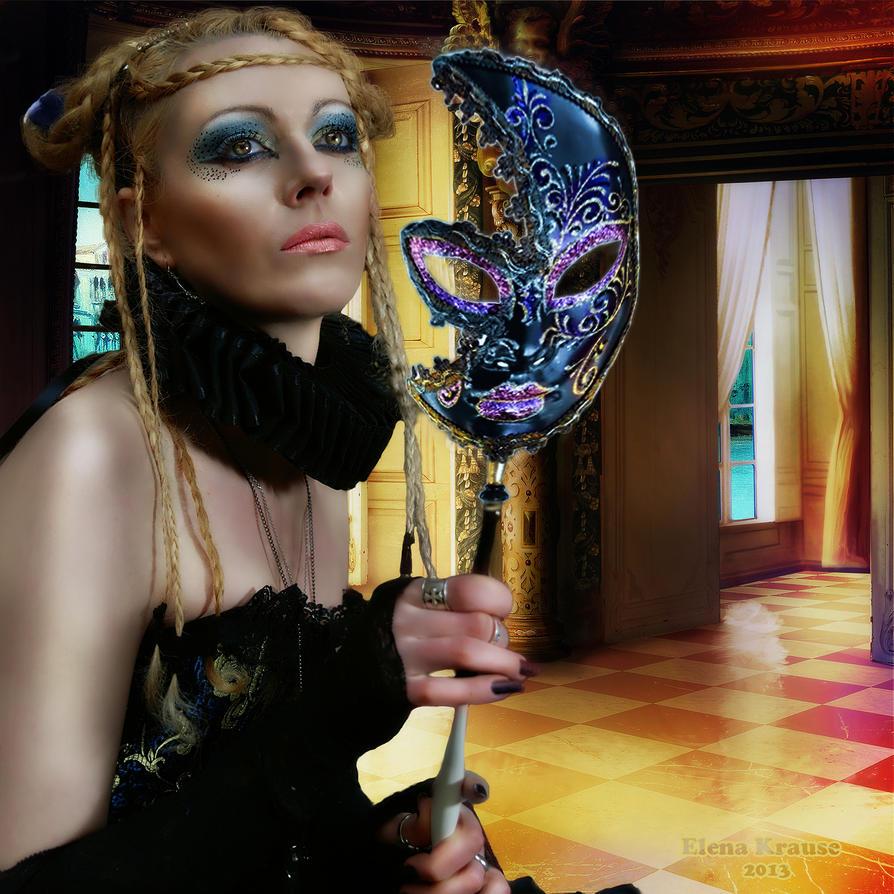 Masquerade by Polinamay