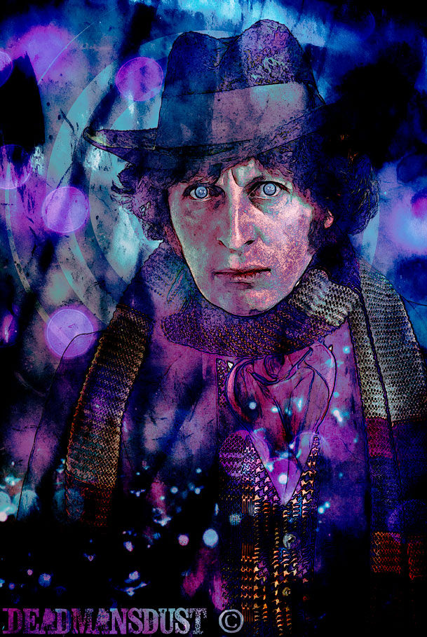 The Fourth Doctor by Sirenphotos