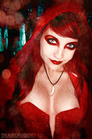 Little Red by Sirenphotos